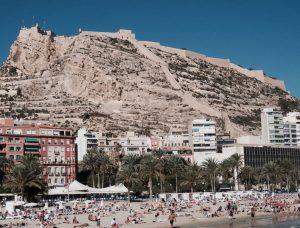 Cheap car rental in Alicante