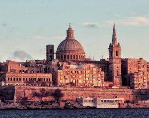 Cheap car rental in Valletta