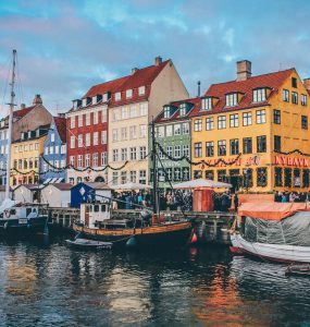 Cheap car rental in Copenhagen