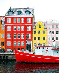 Car rental in Denmark