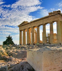 Cheap car rental in Athens