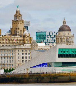 Cheap car rental in Liverpool