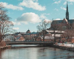 Cheap car rental in Uppsala