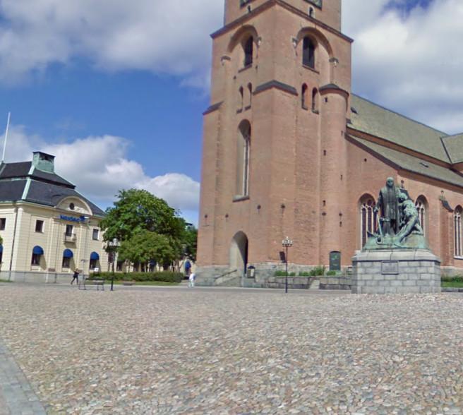 Kristine kyrka, Falun - Wikiwand