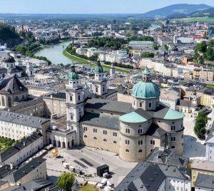 Cheap car rental in Salzburg