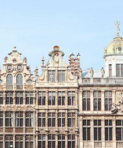 Cheap car rental in Brussels