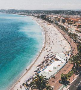 Cheap car rental in Nice