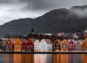 Car rental in Norway