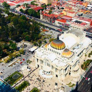 Cheap car rental in Mexico City