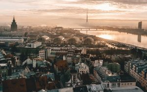 Cheap car rental in Riga