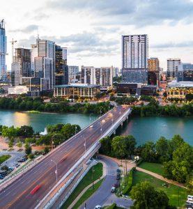 Cheap car rental in Austin