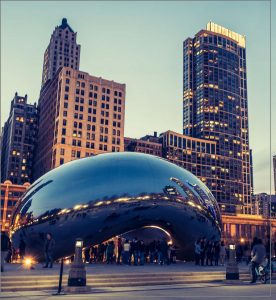 Cheap car rental in Chicago