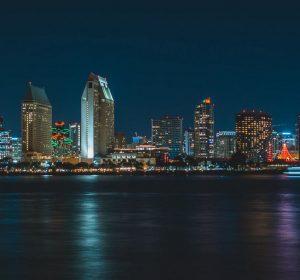 Cheap car rental in San Diego