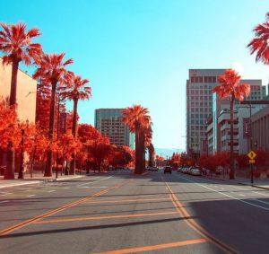 Cheap car rental in San Jose