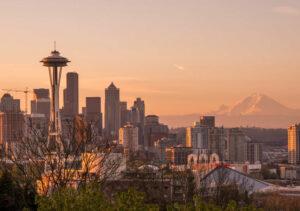 Cheap car rental in Seattle