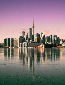 Cheap car rental in Toronto