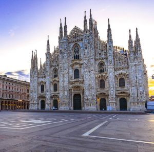 Car Rental at Milan Linate Airport