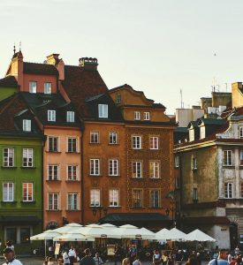 Cheap car rental in Warsaw