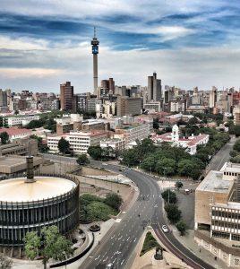 Cheap car rental in Johannesburg
